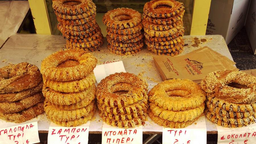Athens street food: A taste of Greece's culinary revolution