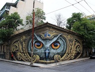 Is Athens the new Berlin in regards to Street Art?