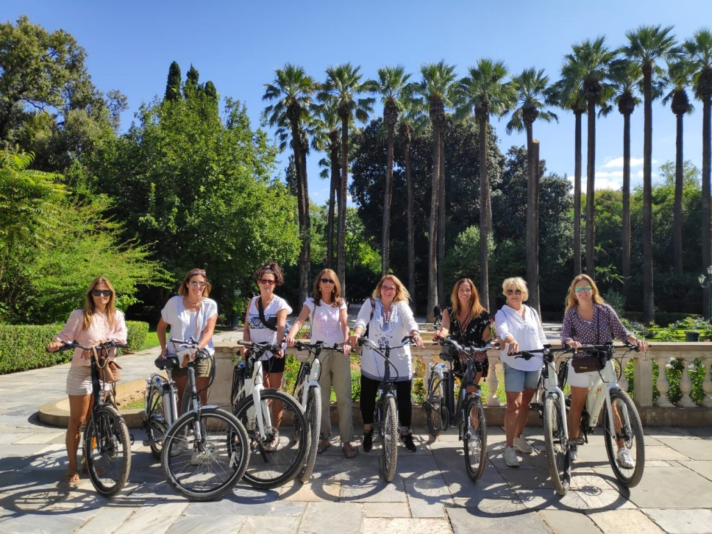 We Bike Athens during Coronavirus