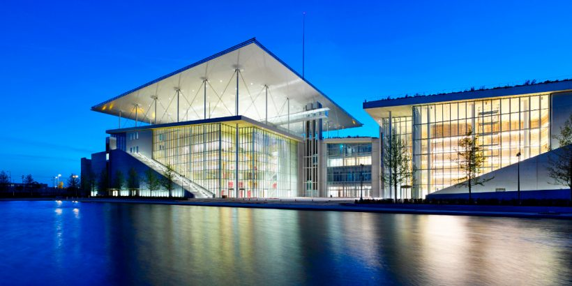 A new age for Athens at the Stavros Niarchos Cultural Center